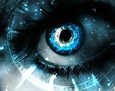 магический глаз